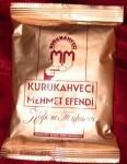 "Кофе ""Kurukahveci Mehmetefendi""  вакуумный  пакет 100 гр"